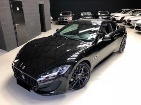 Maserati Gran Turismo Noir, garage PRESTIGE AUTOMOBILE à BEAUPUY