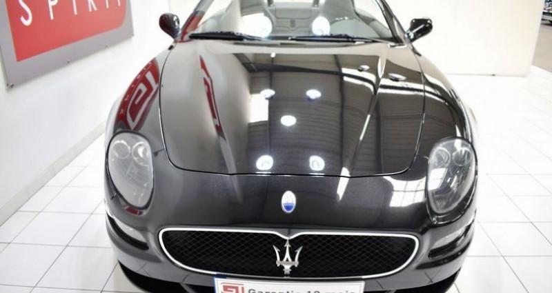 Maserati Gransport Spyder Noir occasion à La Boisse - photo n°5