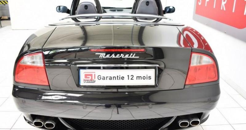 Maserati Gransport Spyder Noir occasion à La Boisse - photo n°6