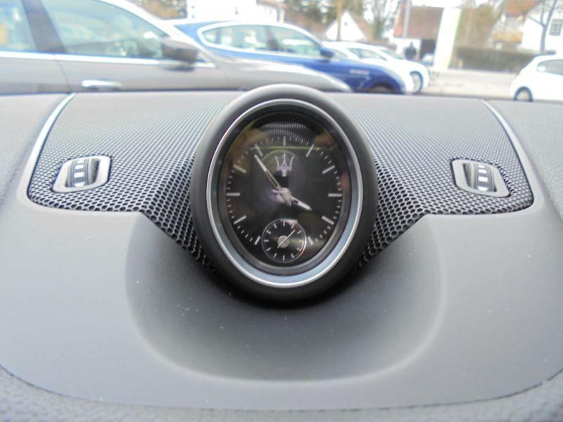 Maserati Levante 3.0 D V6 275 Bleu occasion à BEAUPUY - photo n°8