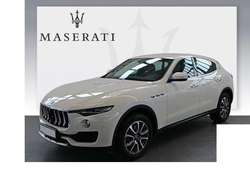 Maserati Levante 3.0 D V6 275 Blanc occasion à BEAUPUY