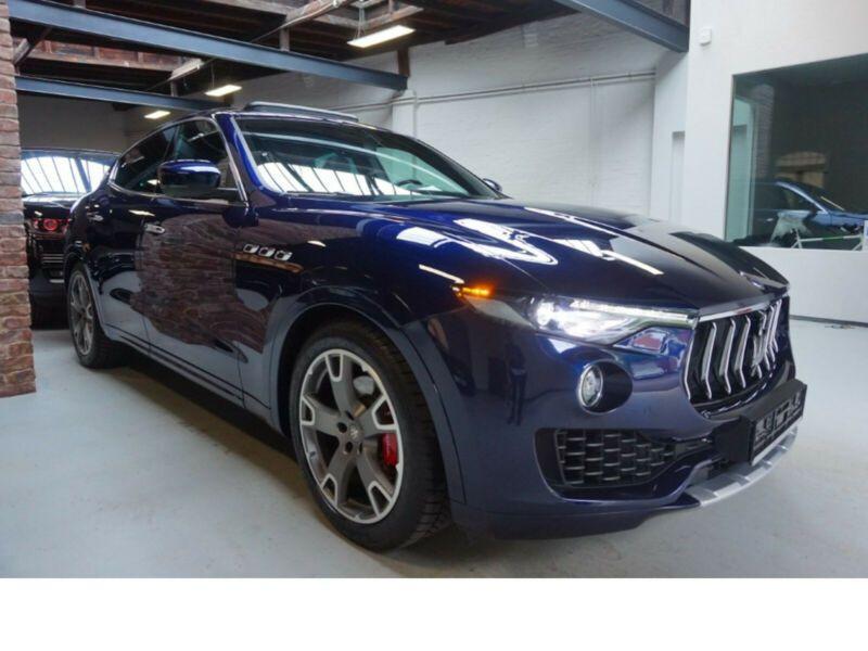 Maserati Levante 3.0 D V6 275 Bleu occasion à BEAUPUY