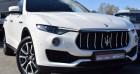 Maserati Levante 3.0 V6 250CH DIESEL Blanc à VENDARGUES 34