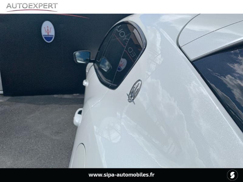 Maserati Levante 3.0 V6 275ch Diesel GranSport 210g MY21  occasion à Mérignac - photo n°6