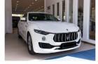 Maserati Levante 3.0 V6 275CH DIESEL Blanc à Villenave-d'Ornon 33