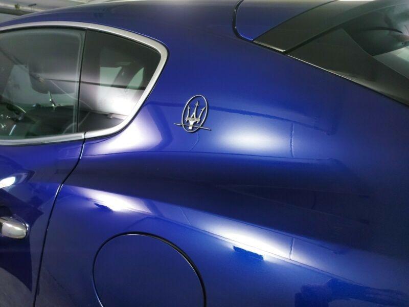 Maserati Levante 3.0 V6 275CH DIESEL Bleu occasion à Villenave-d'Ornon - photo n°6