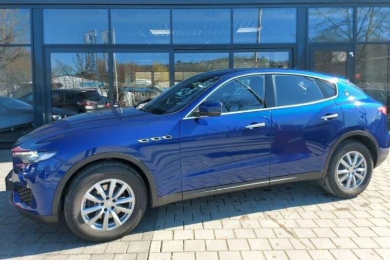 Maserati Levante 3.0 V6 275CH DIESEL Bleu occasion à Villenave-d'Ornon