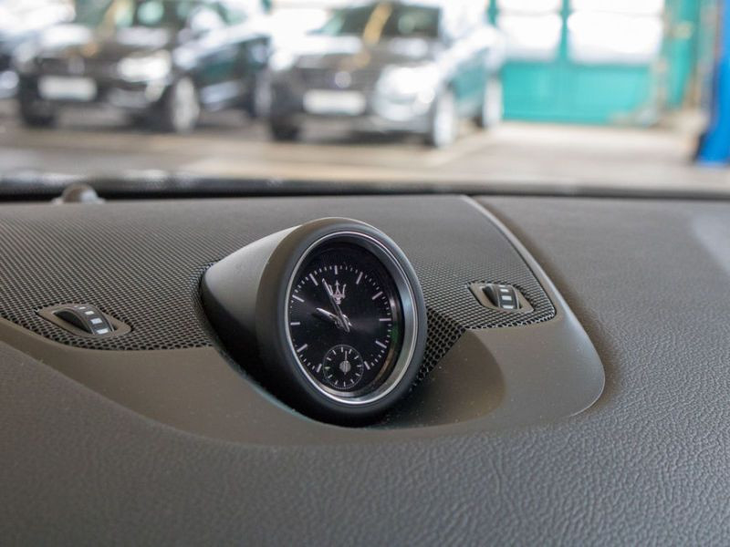 Maserati Levante 3.0 V6 350 Gris occasion à BEAUPUY - photo n°8
