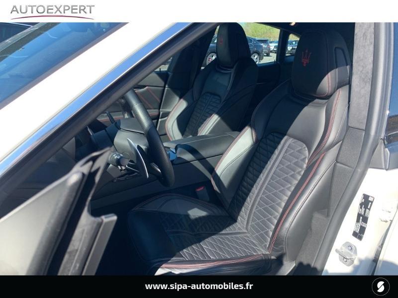 Maserati Levante 3.0 V6 350ch Q4 GranSport 270g 26CV Blanc occasion à Mérignac - photo n°10