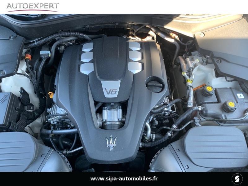 Maserati Levante 3.0 V6 350ch Q4 GranSport 270g 26CV Blanc occasion à Mérignac - photo n°7