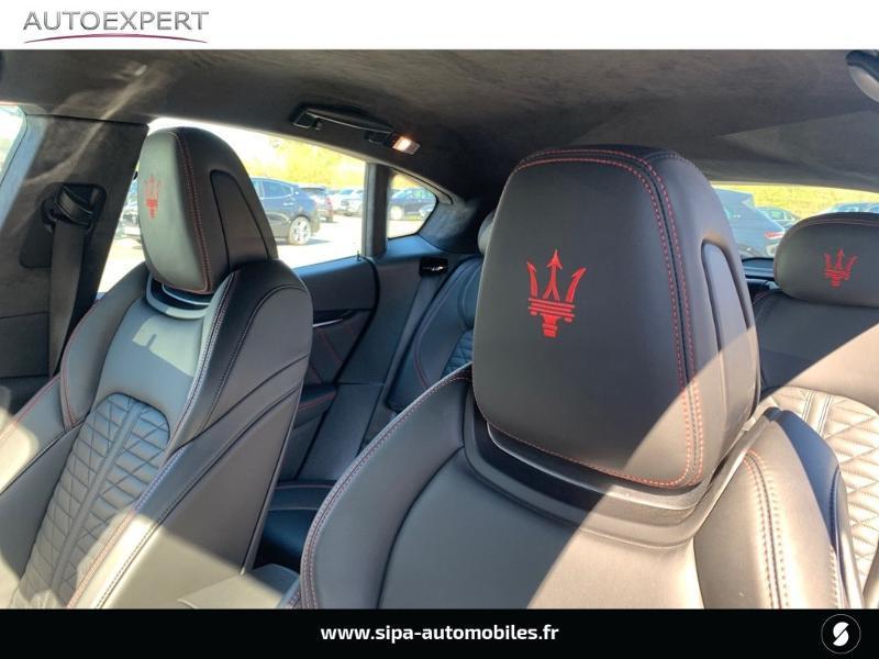 Maserati Levante 3.0 V6 350ch Q4 GranSport 270g 26CV Blanc occasion à Mérignac - photo n°11