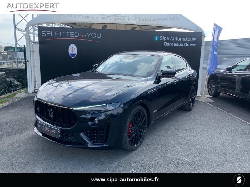 Maserati Levante 3.0 V6 350ch Q4 GranSport 270g Noir occasion à Mérignac
