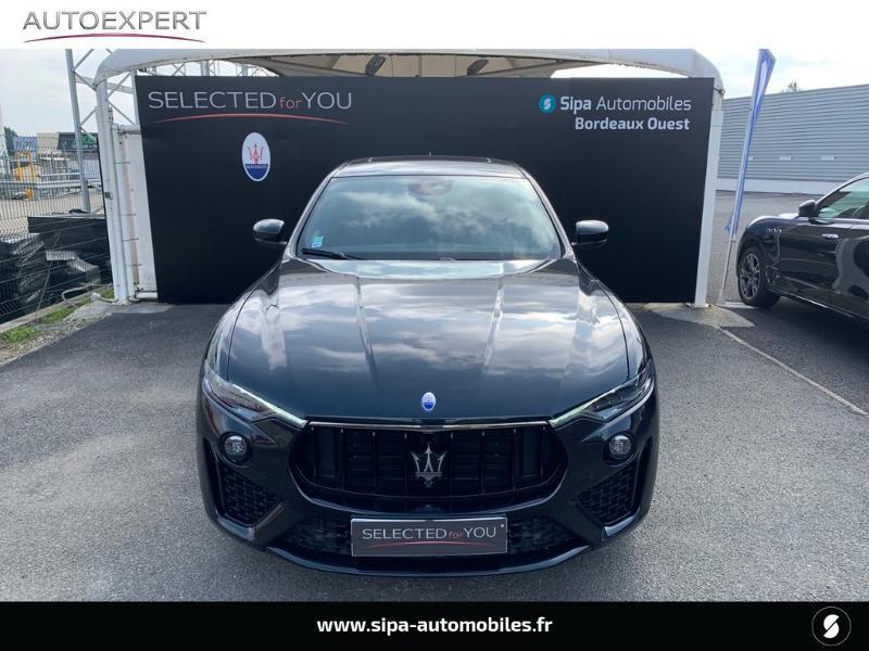 Maserati Levante 3.0 V6 350ch Q4 GranSport 270g Noir occasion à Mérignac - photo n°2