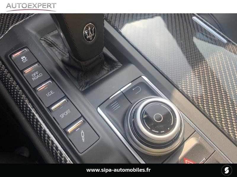 Maserati Levante 3.0 V6 350ch Q4 GranSport 270g Noir occasion à Mérignac - photo n°18