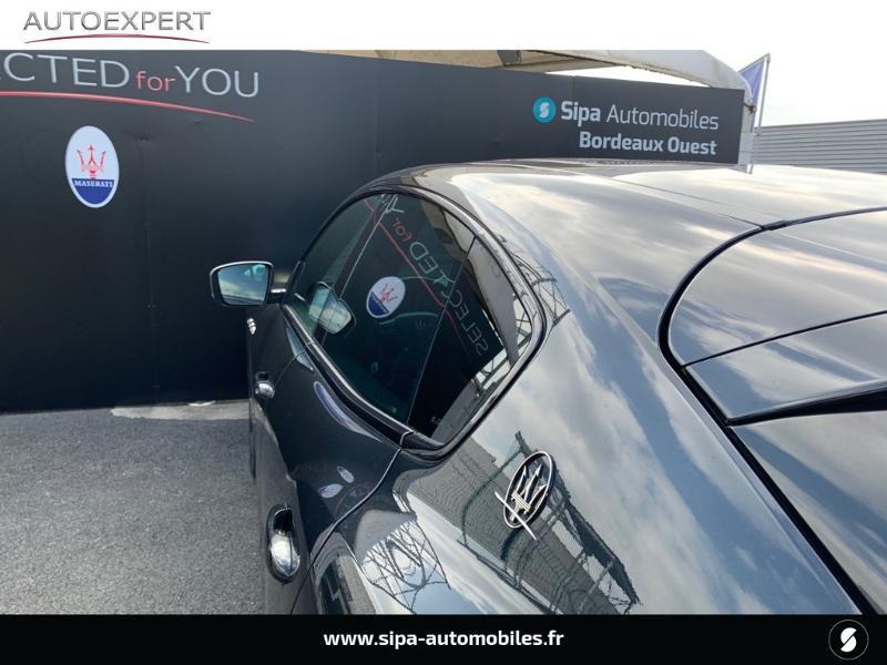 Maserati Levante 3.0 V6 350ch Q4 GranSport 270g Noir occasion à Mérignac - photo n°7