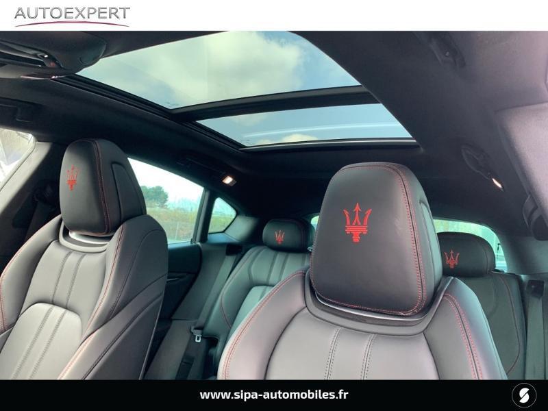 Maserati Levante 3.0 V6 350ch Q4 GranSport 270g Noir occasion à Mérignac - photo n°13