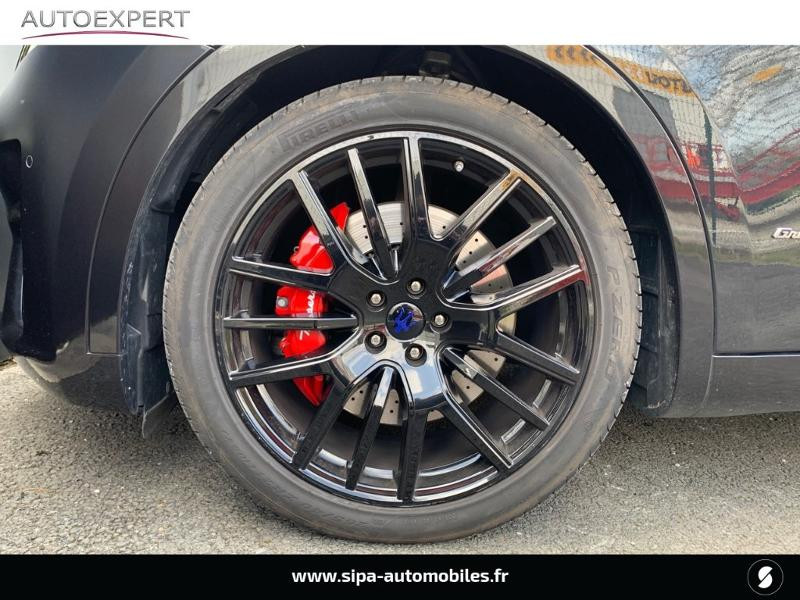 Maserati Levante 3.0 V6 350ch Q4 GranSport 270g Noir occasion à Mérignac - photo n°8