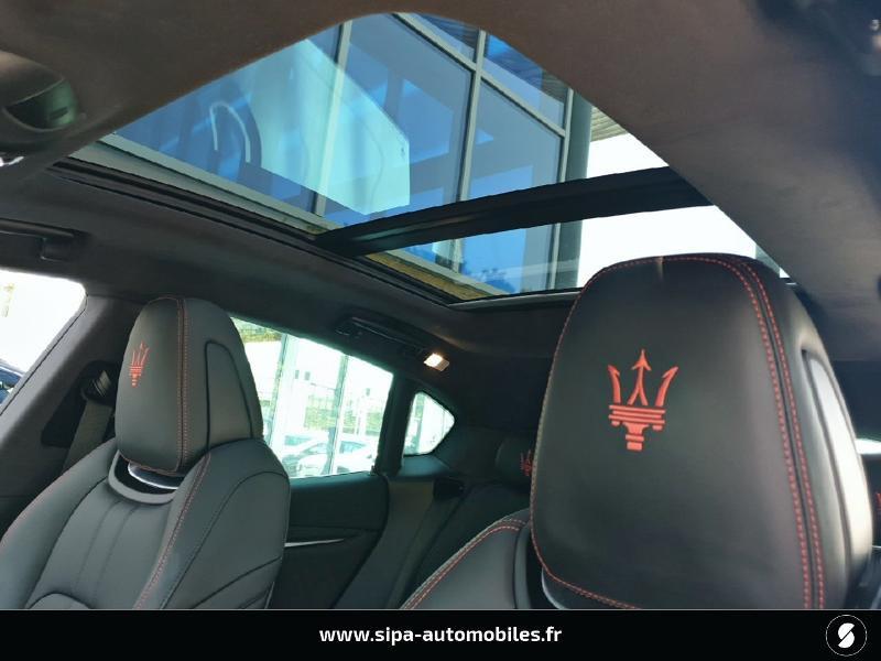 Maserati Levante 3.0 V6 350ch Q4 GranSport Gris occasion à Mérignac - photo n°10