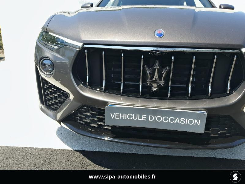 Maserati Levante 3.0 V6 350ch Q4 GranSport Gris occasion à Mérignac - photo n°20