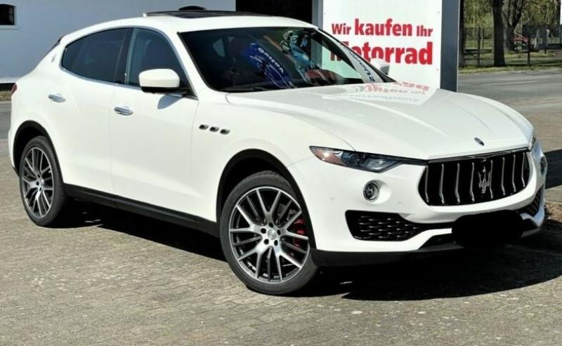 Maserati Levante 3.0 V6 350CH Q4 Blanc occasion à Villenave-d'Ornon