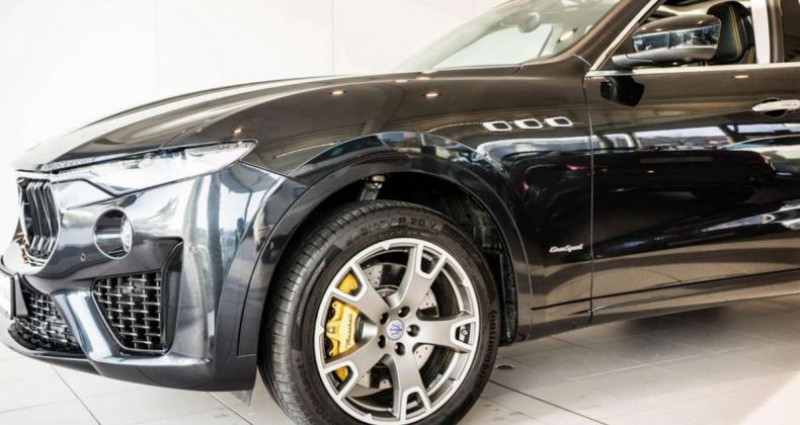 Maserati Levante 3.0 V6 430ch S Q4 GranSport Full Options/ Malus & Carte Gris Noir occasion à Mudaison