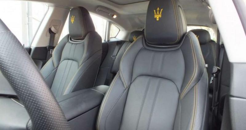 Maserati Levante 3.0 V6 430ch S Q4 GranSport Full Options/ Malus & Carte Gris Noir occasion à Mudaison - photo n°2