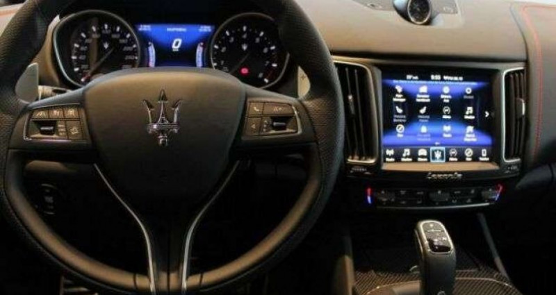 Maserati Levante 3.0 V6 430ch S Q4 GranSport Full Options/ Malus & Carte Gris Blanc occasion à Mudaison - photo n°3