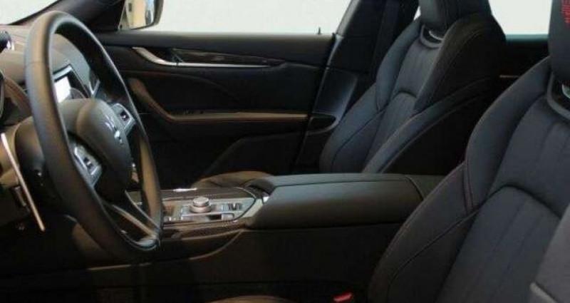 Maserati Levante 3.0 V6 430ch S Q4 GranSport Full Options/ Malus & Carte Gris Blanc occasion à Mudaison - photo n°2
