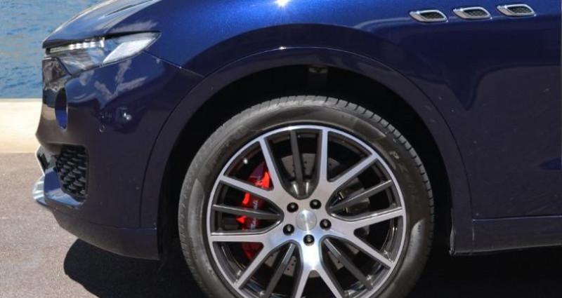 Maserati Levante 3.0 V6 430ch S Q4 Bleu occasion à MONACO - photo n°7