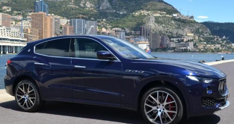 Maserati Levante 3.0 V6 430ch S Q4 Bleu occasion à MONACO - photo n°3