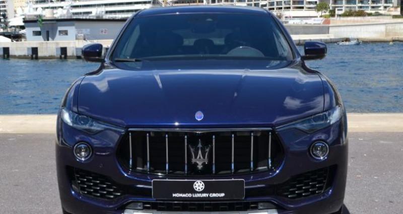 Maserati Levante 3.0 V6 430ch S Q4 Bleu occasion à MONACO - photo n°2