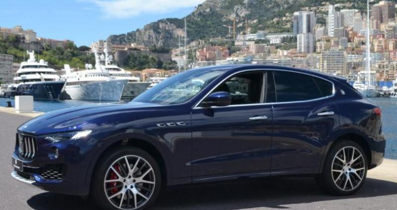 Maserati Levante 3.0 V6 430ch S Q4 Bleu occasion à MONACO