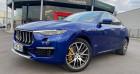 Maserati Levante 3.0 V6 BI-TURBO 350 Q4 Bleu à Saint Amand Les Eaux 59