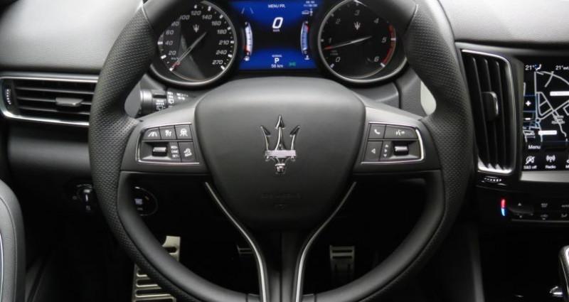 Maserati Levante 3.0 V6 Diesel Gransport Auto Blanc occasion à Tours - photo n°7