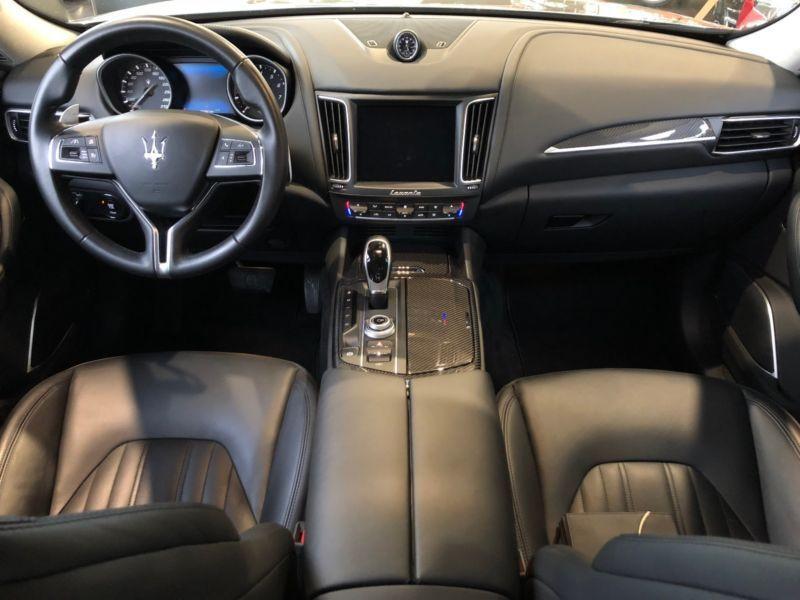Maserati Levante 3.0 V6 S 430 Gris occasion à BEAUPUY - photo n°2