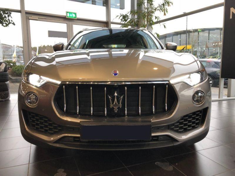 Maserati Levante 3.0 V6 S 430 Gris occasion à BEAUPUY - photo n°8