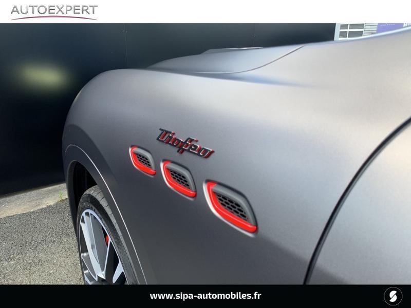 Maserati Levante 3.8 V8 580ch Trofeo Gris occasion à Mérignac - photo n°6