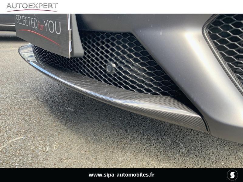 Maserati Levante 3.8 V8 580ch Trofeo Gris occasion à Mérignac - photo n°12