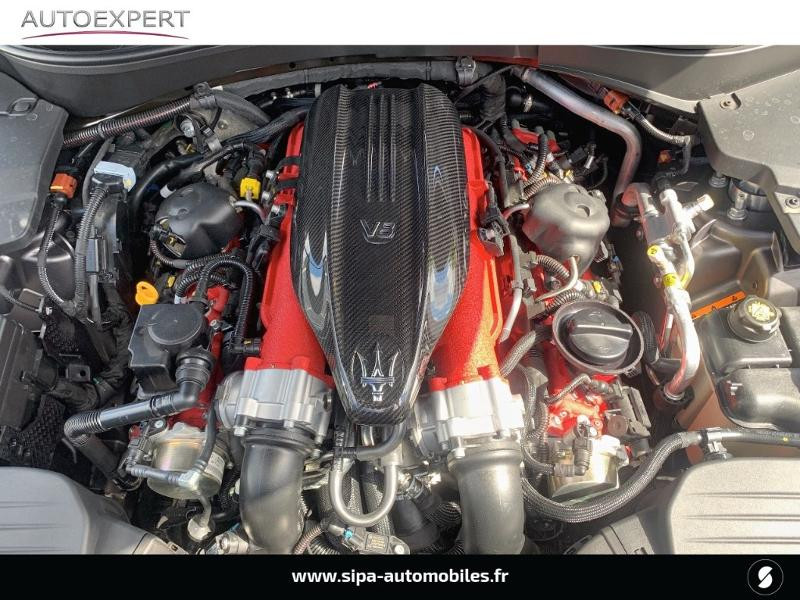 Maserati Levante 3.8 V8 580ch Trofeo Gris occasion à Mérignac - photo n°9