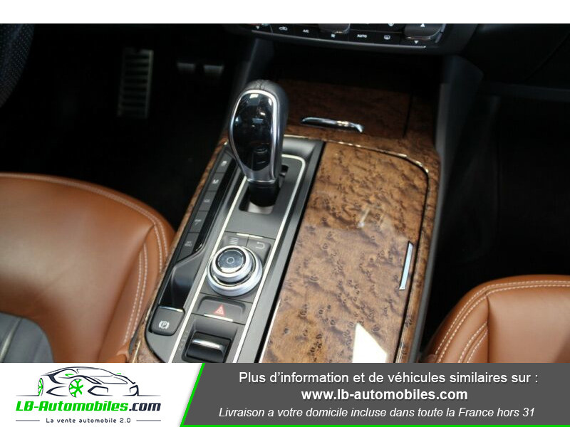 Maserati Levante S Q4 430ch Gris occasion à Beaupuy - photo n°7