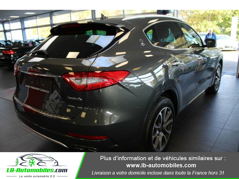 Maserati Levante S Q4 430ch Gris occasion à Beaupuy - photo n°3