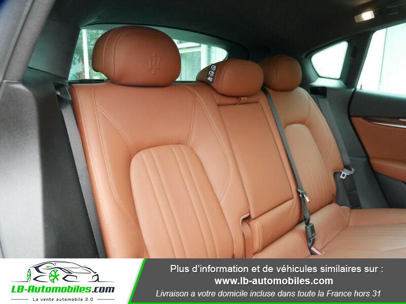 Maserati Levante S Q4 430ch Gris occasion à Beaupuy - photo n°6