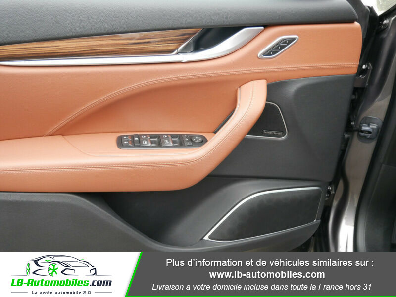 Maserati Levante S Q4 430ch Gris occasion à Beaupuy - photo n°13