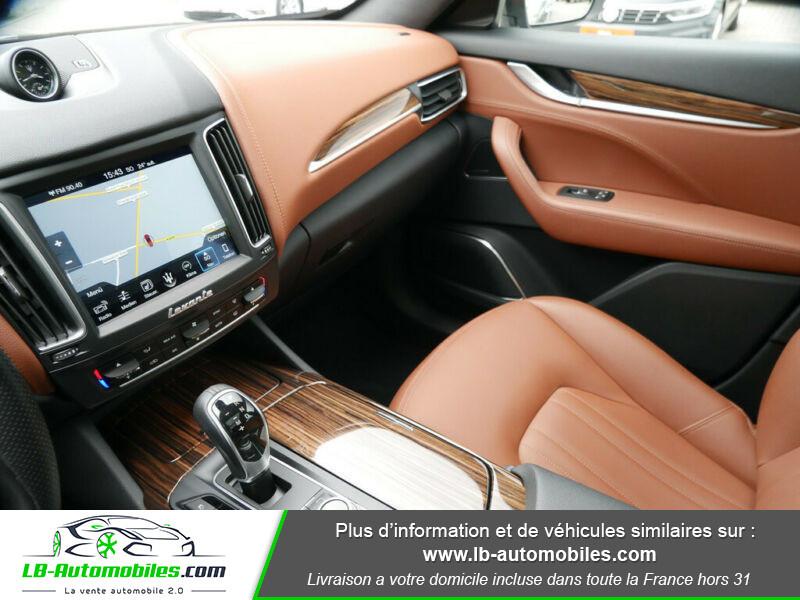 Maserati Levante S Q4 430ch Gris occasion à Beaupuy - photo n°10