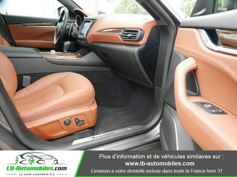 Maserati Levante S Q4 430ch Gris occasion à Beaupuy - photo n°4