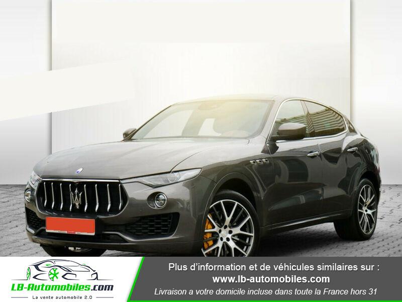 Maserati Levante S Q4 430ch Gris occasion à Beaupuy