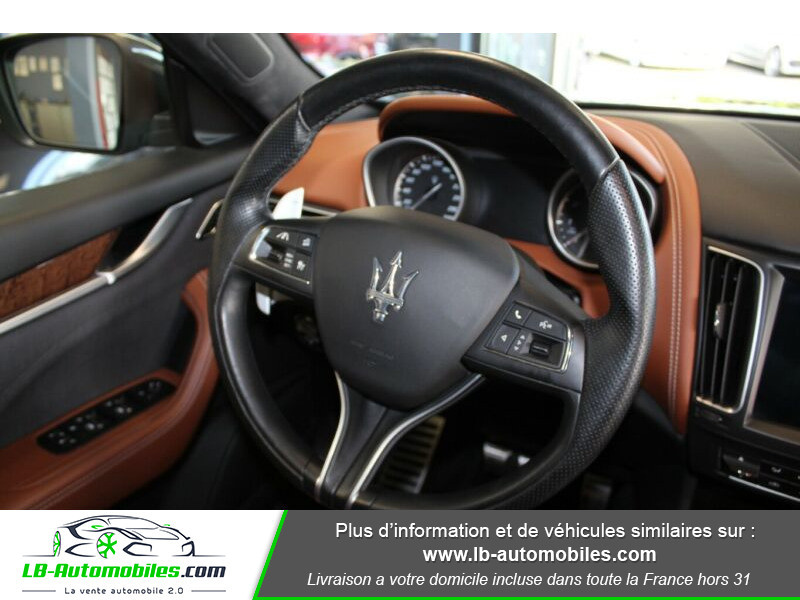 Maserati Levante S Q4 430ch Gris occasion à Beaupuy - photo n°2