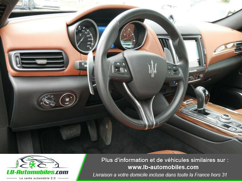 Maserati Levante S Q4 430ch Gris occasion à Beaupuy - photo n°12