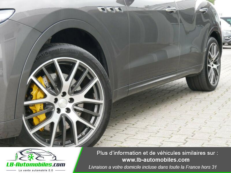 Maserati Levante S Q4 430ch Gris occasion à Beaupuy - photo n°7