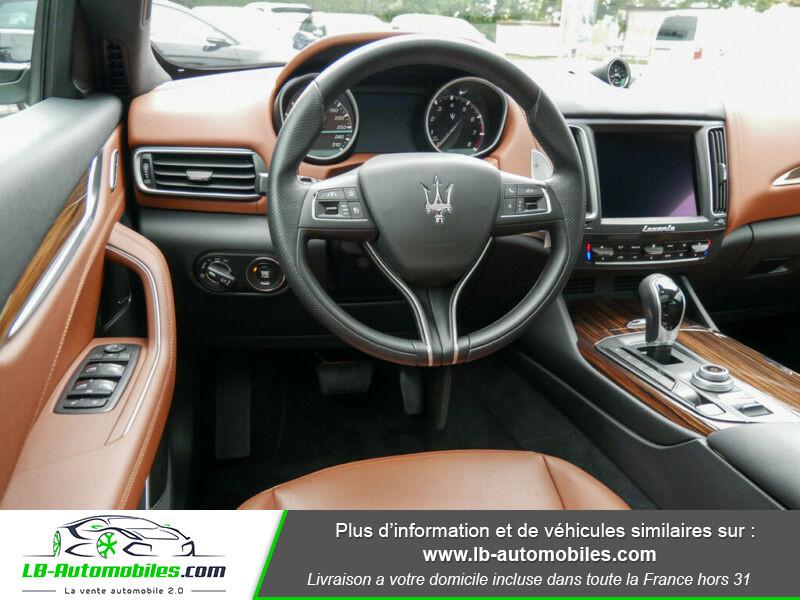 Maserati Levante S Q4 430ch Gris occasion à Beaupuy - photo n°2
